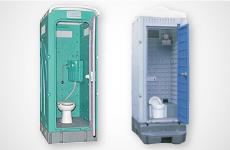 仮設トイレの買取・引取