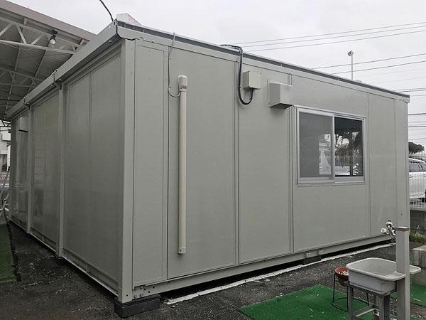 三協フロンテア製ユニットハウスCT-54買取【60万円】